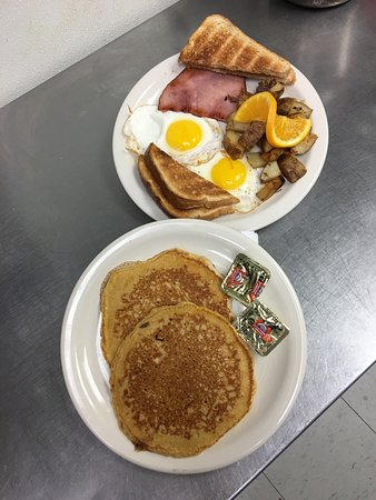 Waterville, PA: Our Big Breakfast
