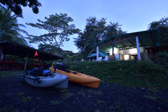 Cambutal, Panamá: Kayak Center