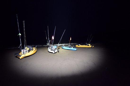 Cambutal, Панама: Daybreak Launch