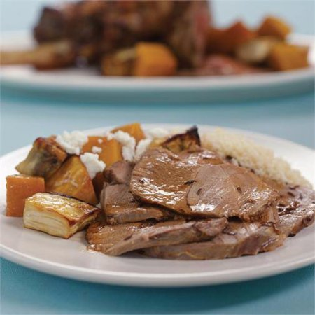 Queenstown, Australia: Sunday lunch Roast Lamb