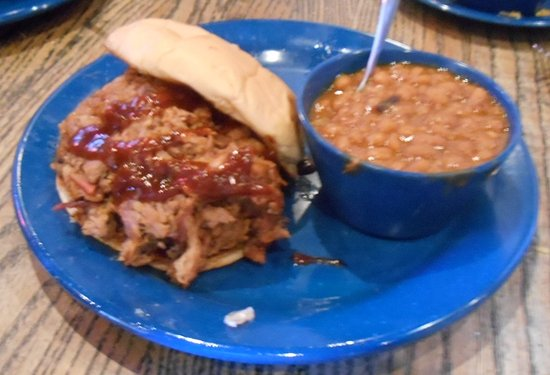 Mojo Bar-B-Que: Sloppy Mojo
