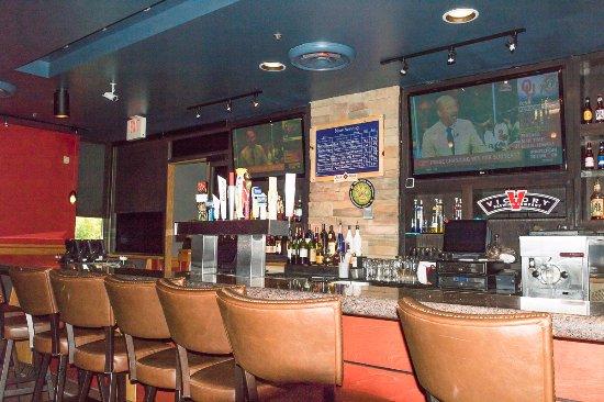 Хэзлтон, Пенсильвания: Bar area