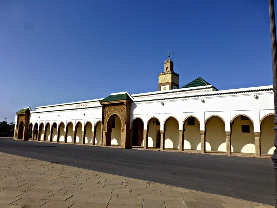 Royal Palace of Rabat : Escuela