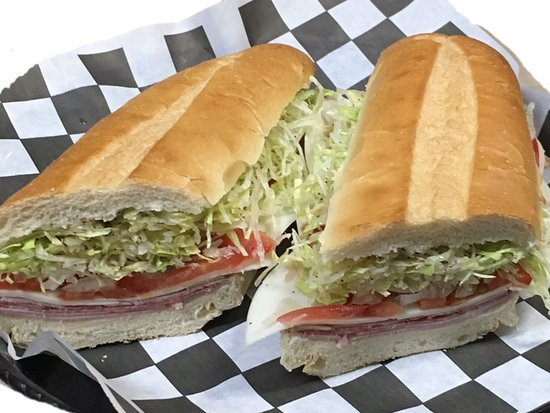 Coral Springs, FL: Our Italian sub will fill you up... and it's sooooo good!