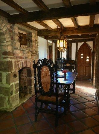 Millbrook, Nowy Jork: The new Annex dining room