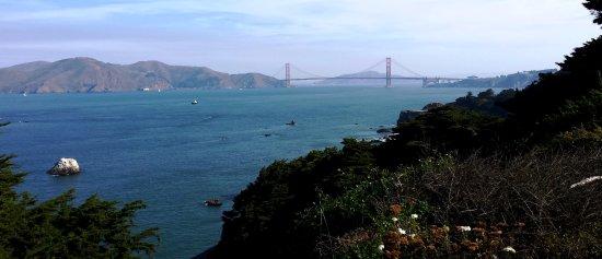 Lands End : Golden Gate