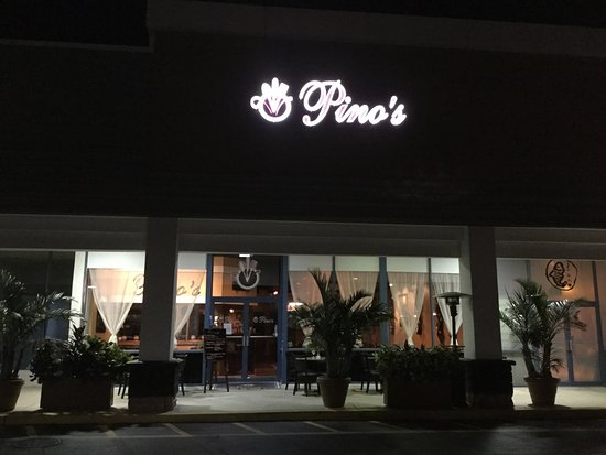 Pino S Italian Dining Sarasota Menu Prices Restaurant Reviews Tripadvisor