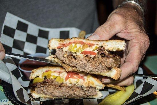 Clearfield, Pensilvania: Yummy burgers