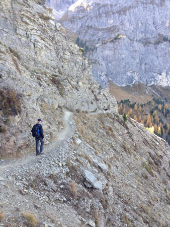 Hotel Rosalpina Dolomites: Peitlerkofelumrundung mit Bergführer Herbert