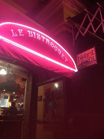 Le Bistroquet: photo1.jpg