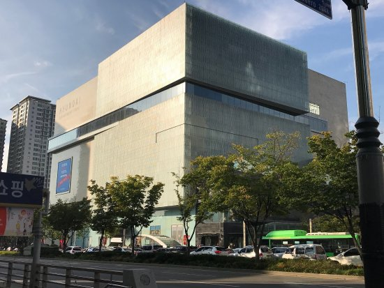 Hyundai Department Store Daegu
