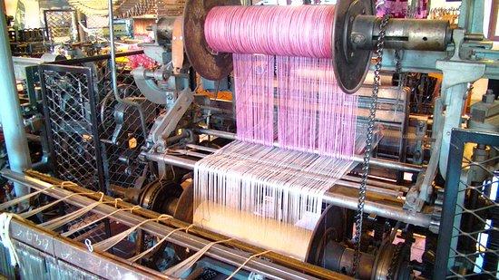Ventron, Francia: Musée textile