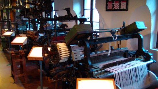 Ventron, ฝรั่งเศส: Musée textile