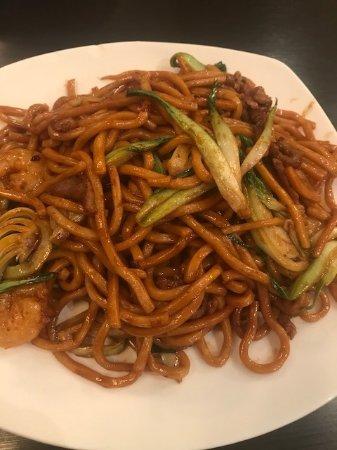 Ричмонд-Хилл, Канада: Shanghai noodle