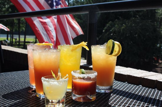 Dayton, TN: Our Fall Seasonal Drinks! (Pairs well with patio seating and scarves!)