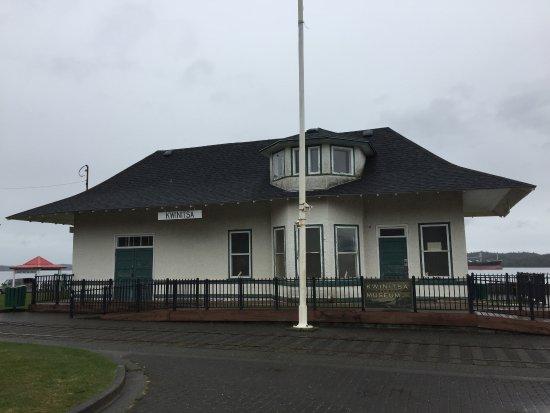 ปรินซ์รูเพิร์ต, แคนาดา: Kwinitsa Railway Station Museum