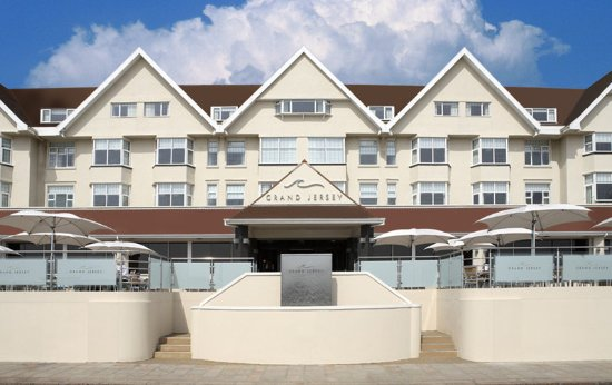 Grand Jersey Hotel & Spa : Exterior