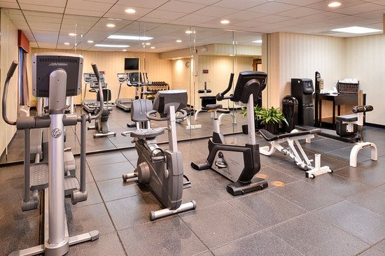 La Mirada, كاليفورنيا: Fitness Center