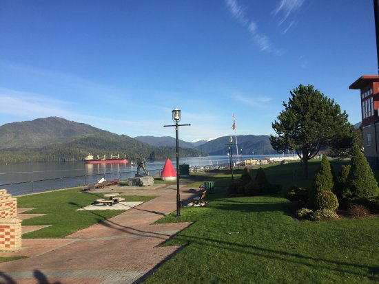 Prince Rupert, Canadá: Pacific Mariners Memorial Park