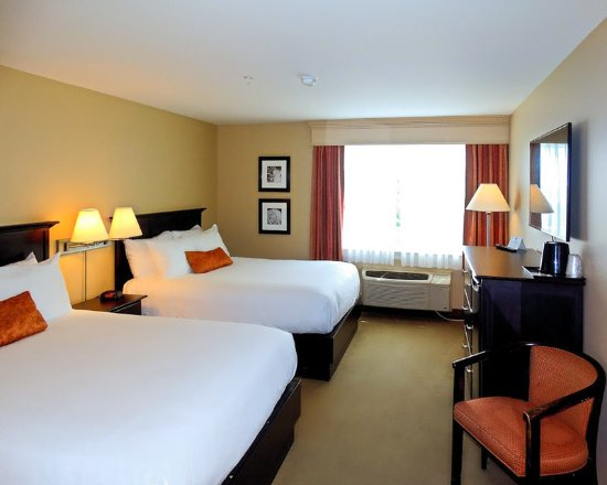 Quispamsis, Canada: Guest Room