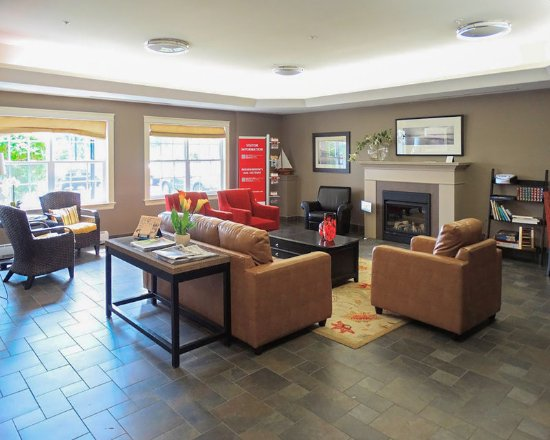 Quispamsis, Canada: Lobby