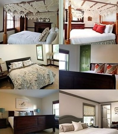 Princess Anne, MD: Bedroom Selector