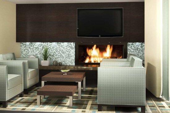 Hilton Garden Inn Washington DC/US Capitol: Lounge Area