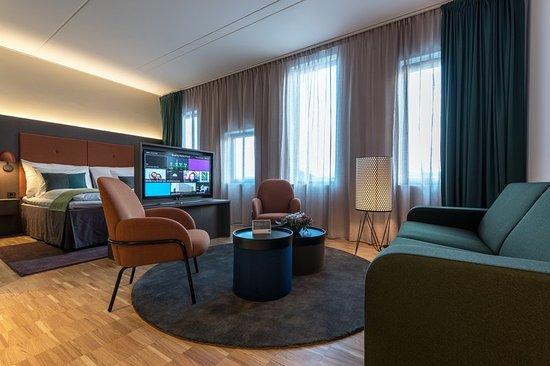 Sandnes, Norway: Guest Room