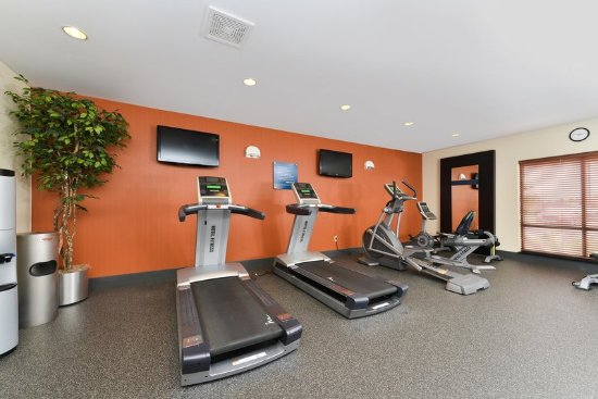Yorkville, IL: Fitness Center