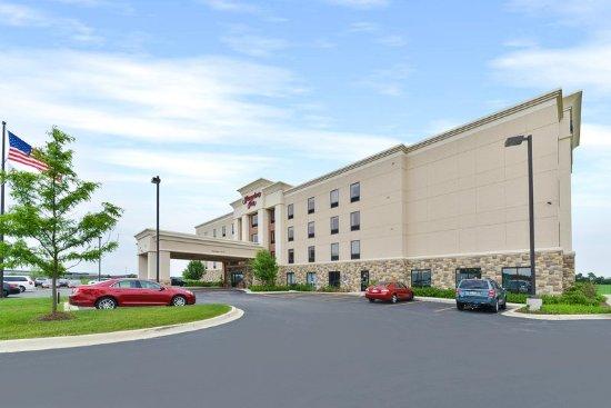 Yorkville, Илинойс: Hotel Exterior