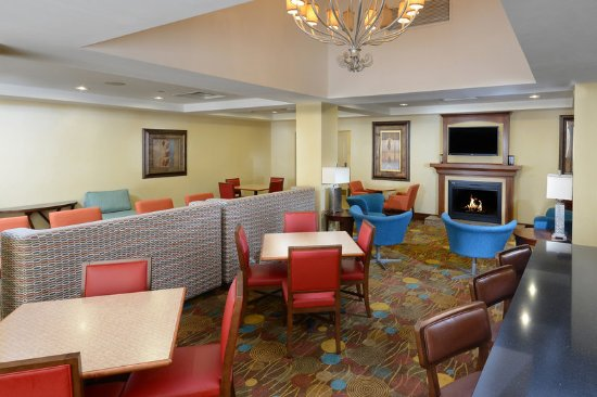 Holiday Inn Express Suites Greensboro Airport Relax With Family And Friends At Our Hotel