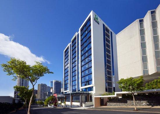 Holiday Inn Express Brisbane Restaurant