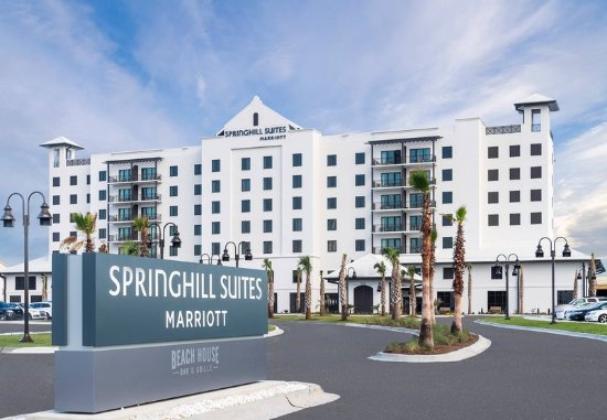 Springhill suites by marriott navarre beach updated 2017 prices hotel reviews fl tripadvisor for Springhill suites winter garden fl