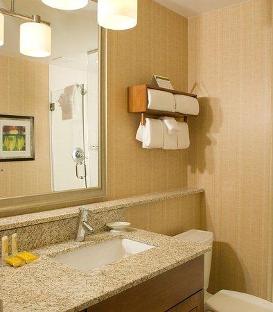 Fairfax, VA: Guest Bathroom Vanity