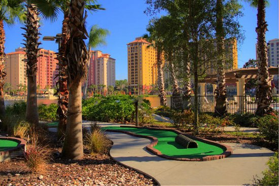 Wyndham Bonnet Creek ResortRecreational Facilities