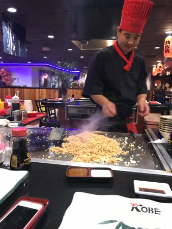 Kobe Japanese Steakhouse San Antonio North Central