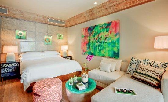 Kanuhura: Beach Pool Villa Bedroom