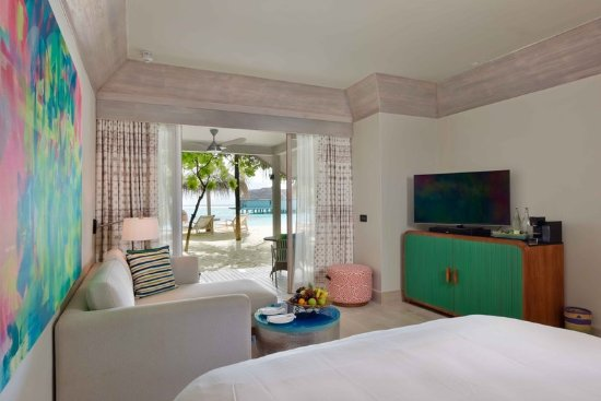 Kanuhura: Beach Villa