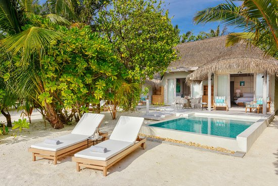 Kanuhura: Grand Beach Pool Villa