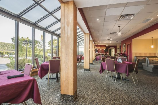 Cobleskill, นิวยอร์ก: Breakfast Area