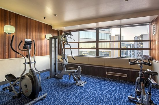 Quality Hotel Ambassador Perth: Gym