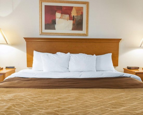 Rushville, Ιντιάνα: Guest Room