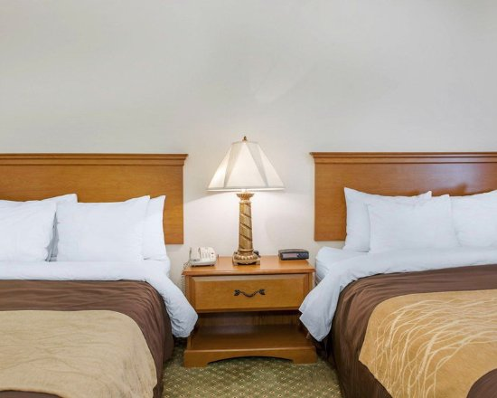 Rushville, Indiana: Guest Room