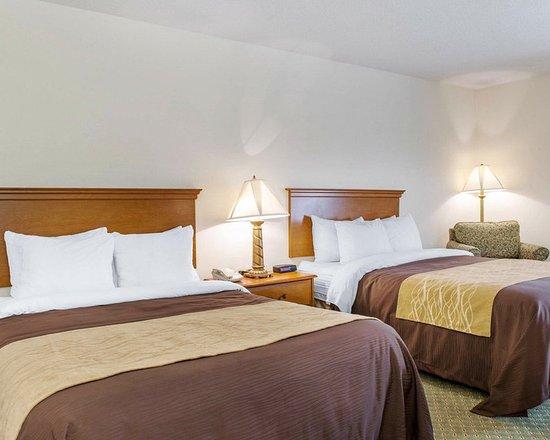 รัชวิลล์, อินเดียน่า: Guest Room