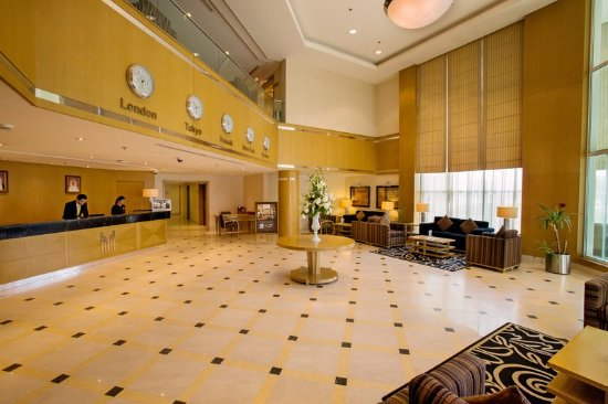Джахра, Кувейт: Hotel Lobby
