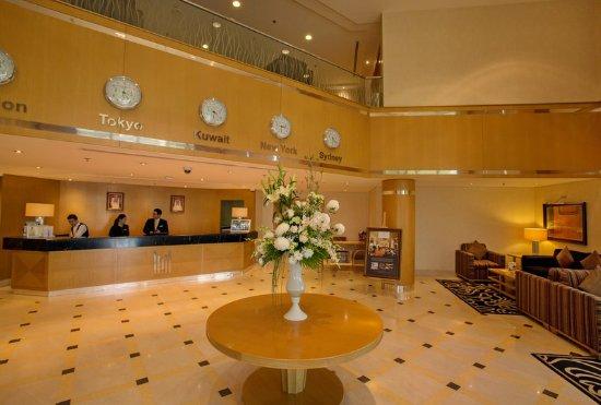 Al Jahra Copthorne Hotel & Resort: Hotel Lobby