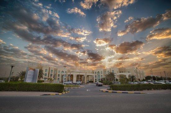 Jahra, Kuwait: Hotel Exterior