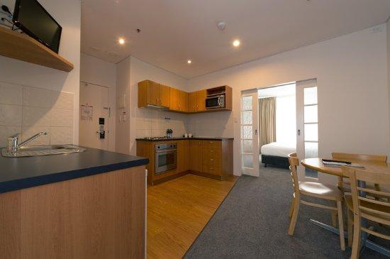 All Suites Perth: 1Bed Apt2