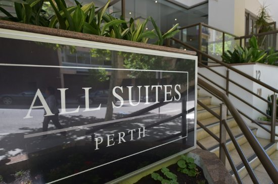 All Suites Perth: Exterior3