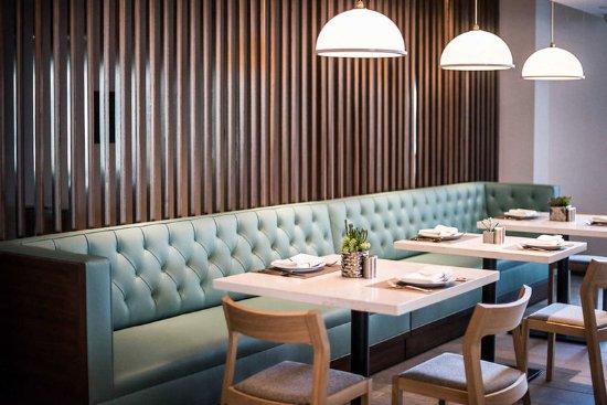 El Segundo, CA: Dining room seating